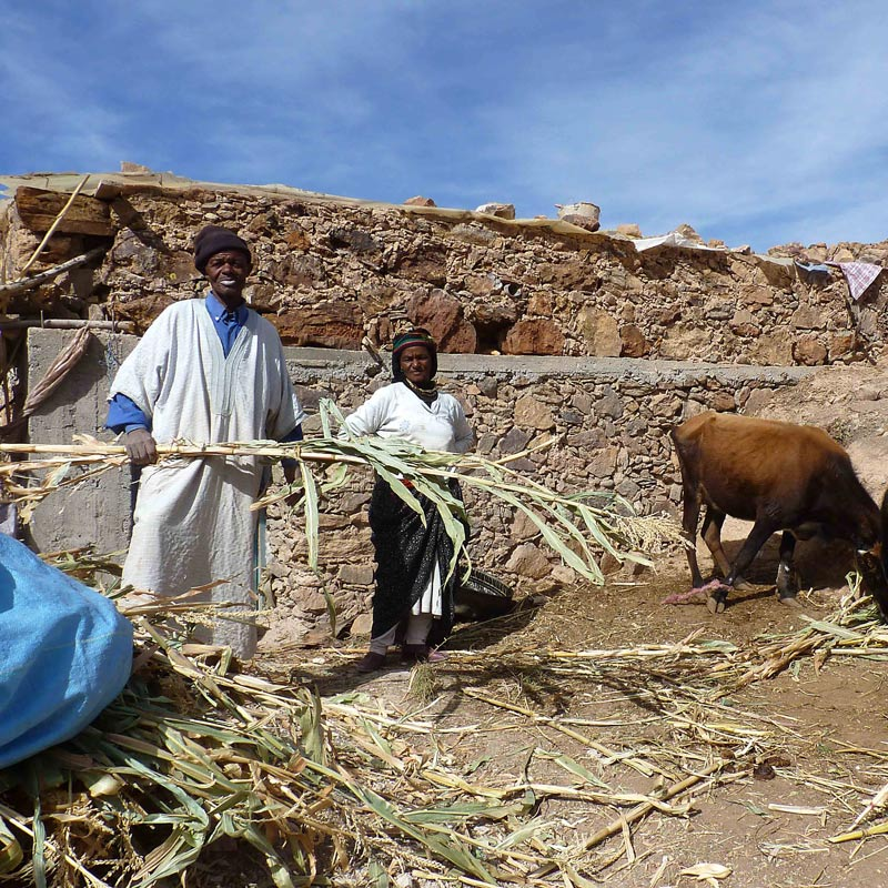 Maroc-voyage-village-potier