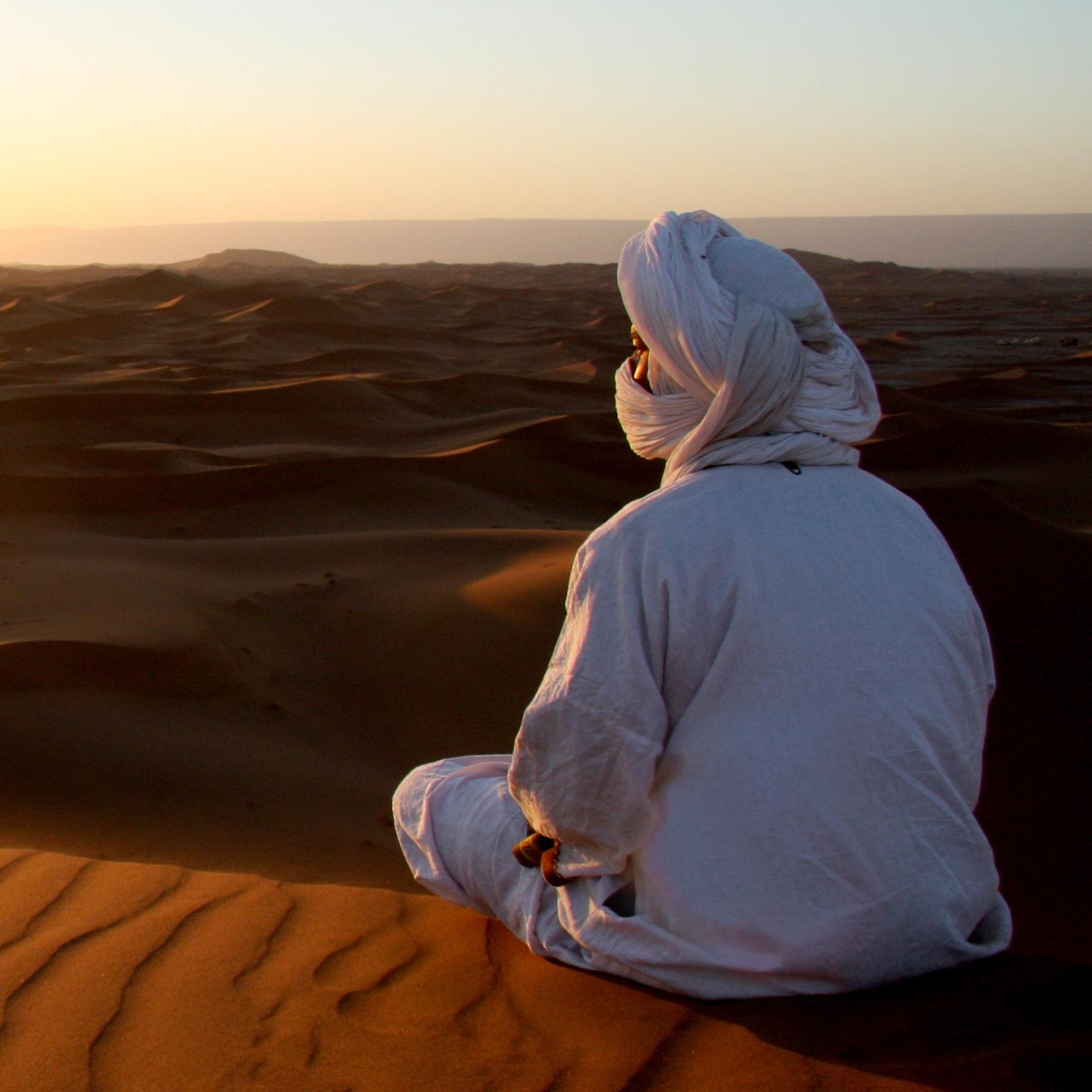 destination maroc désert