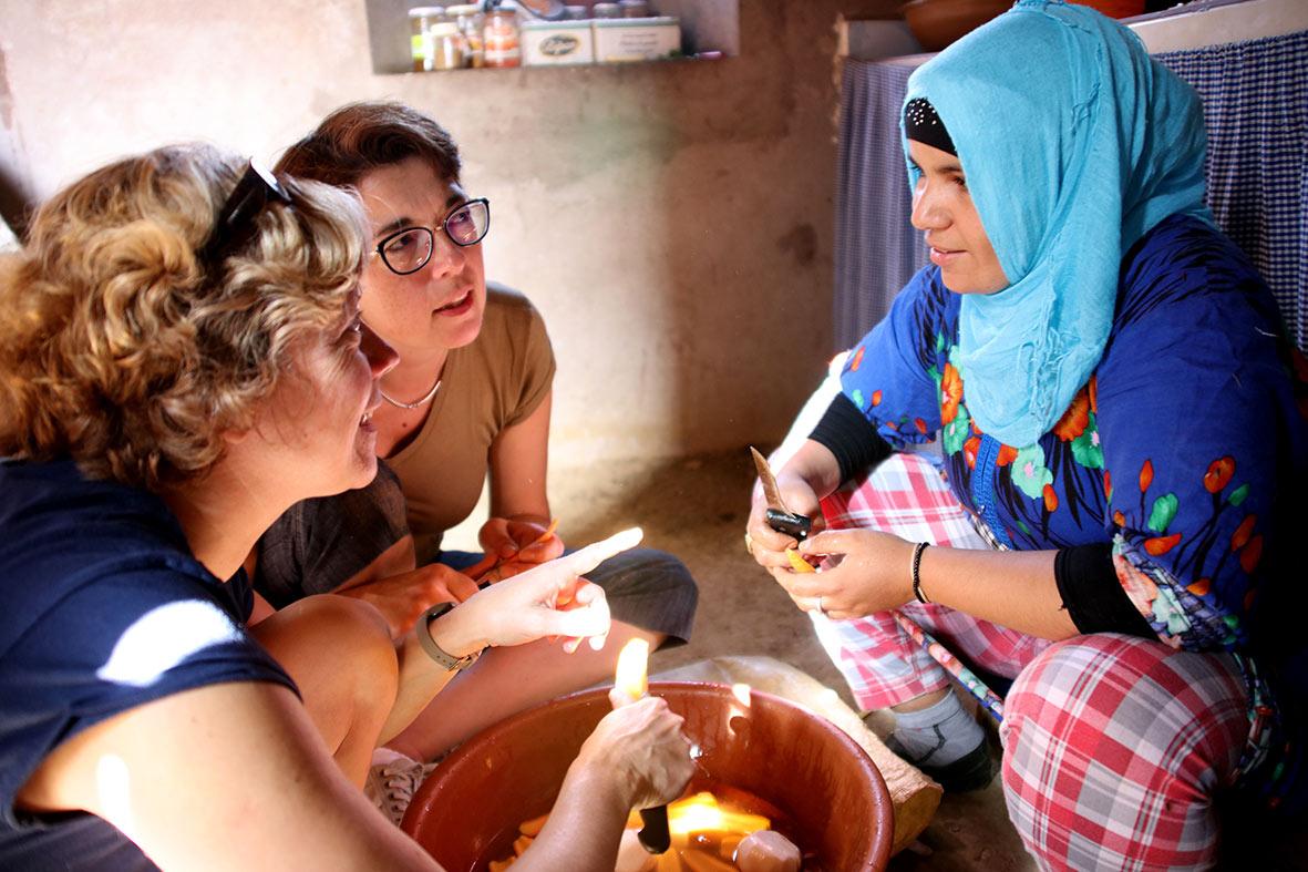 maroc partage rencontre