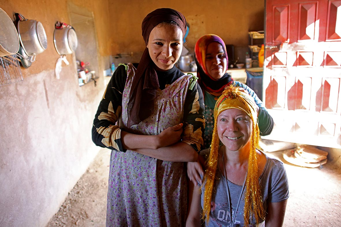 maroc partage solidaire
