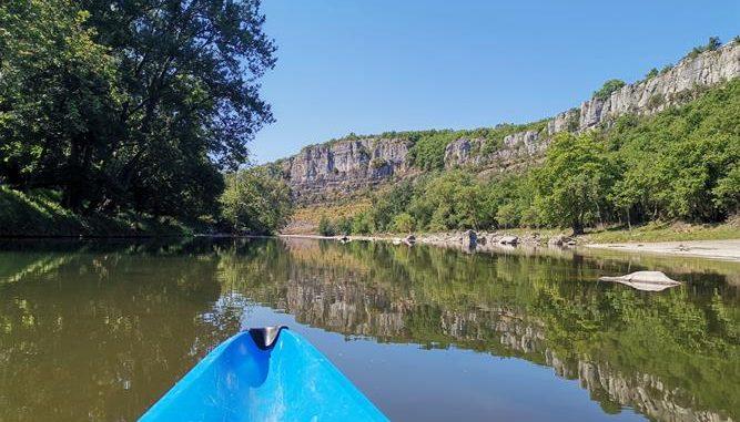 vacances en famille Ardèche