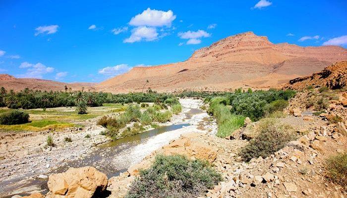 vallée Ziz désert Merzouga