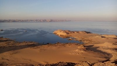 Assouan et croisière lac Nasser