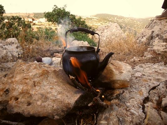 Jordanie Pétra Wadi Araba