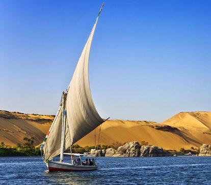 Louxor Assouan par le Nil