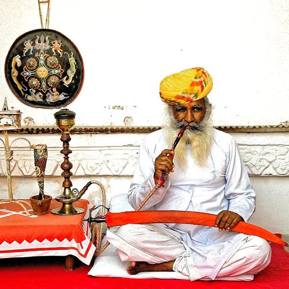 circuit Inde joyaux Rajasthan