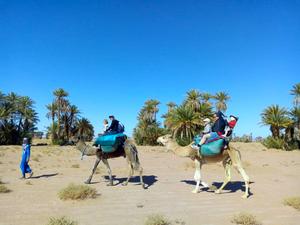 Photo témoignage voyageurs Maroc De Follin