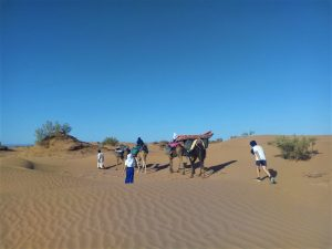 Photo témoignage voyageurs Maroc - Nicol