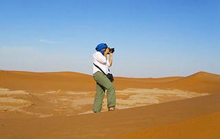 photographier en voyage