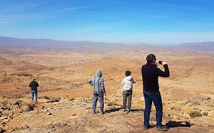 Randonnée à Amtoudi dans l'anti-Atlas au Maroc