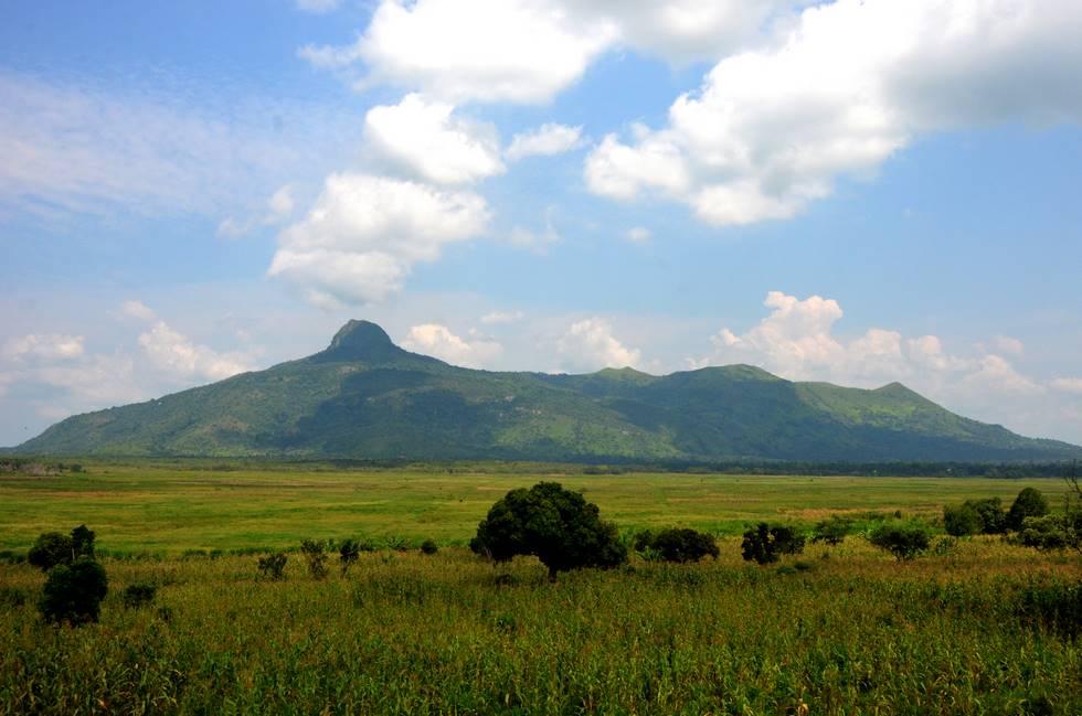Mont Mbapit au Cameroun
