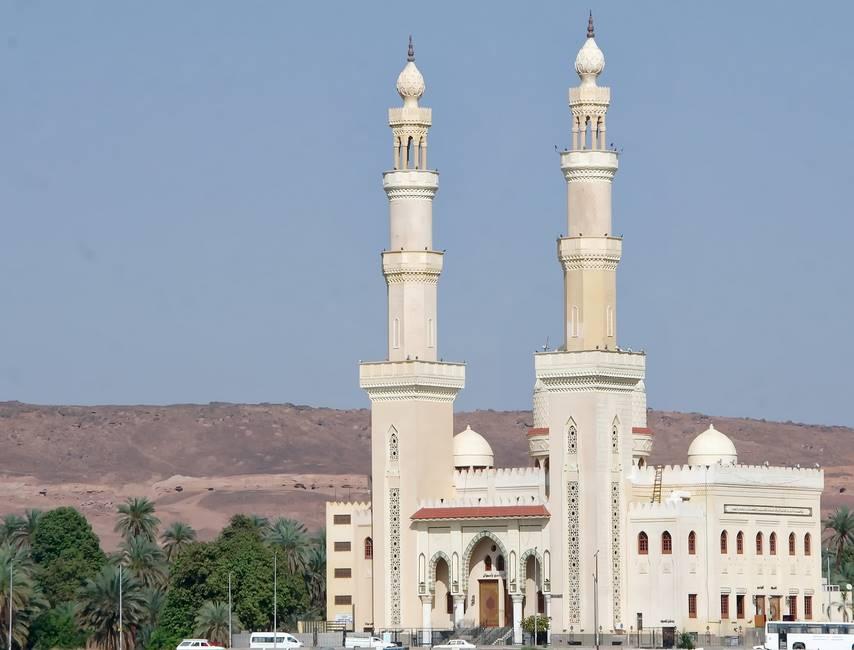 Grande mosquée d'Assouan