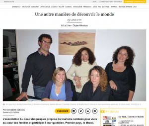 Photo article Sud-Ouest