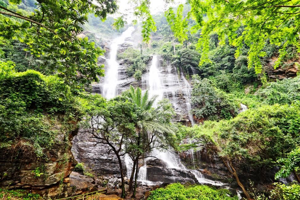 Cascade de Womé au Togo