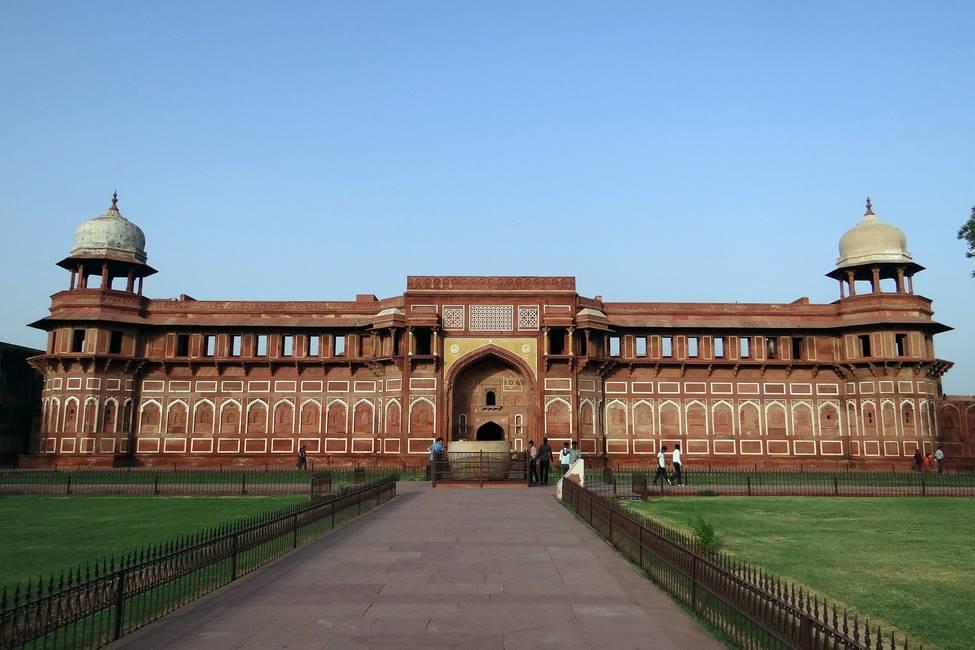 Fort d'Agra au Rajasthan