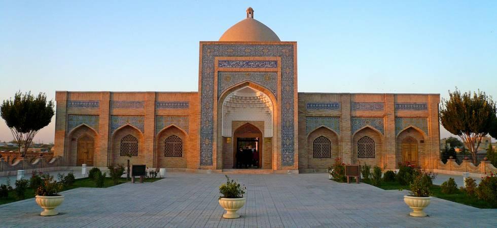 Complexe Baha ad-din Naqshbandi à Boukhara en OUzbékistan