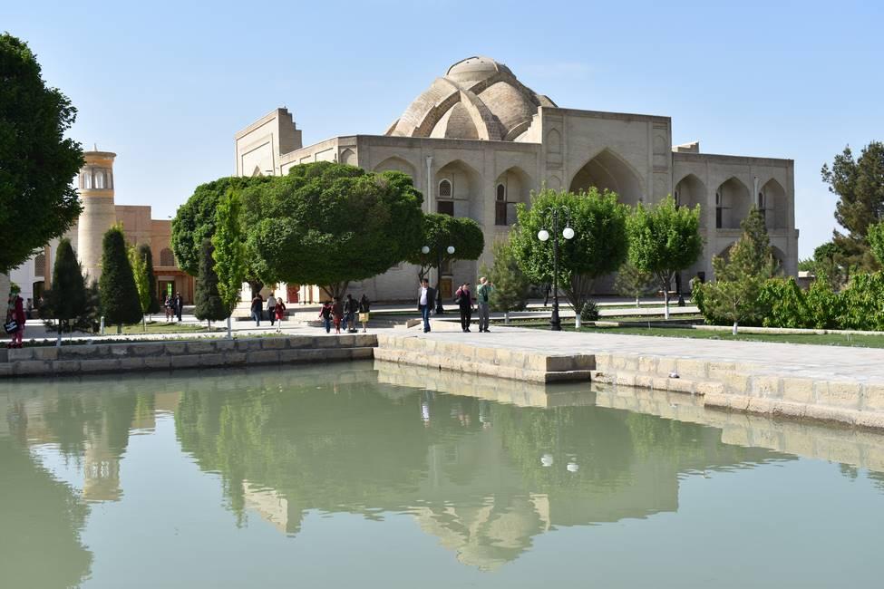 Boukhara en Ouzbékistan