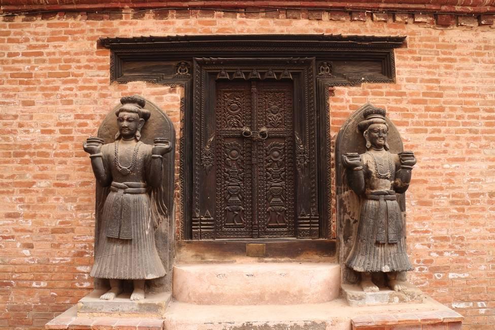 Patrimoine de Katmandou, Népal