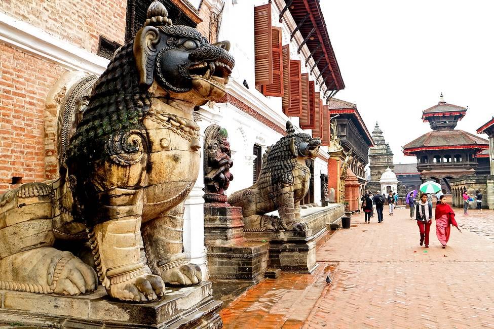 Patrimoine de Bhaktapur au Népal