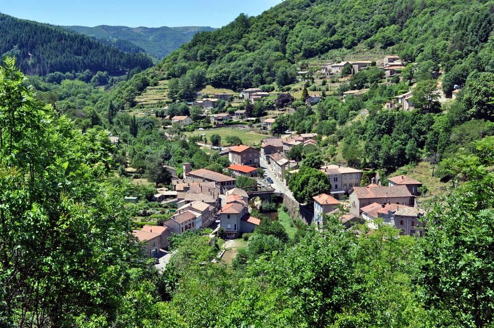 Village de l'Ardèche