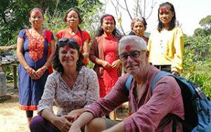Photo témoignage Valy voyage Népal
