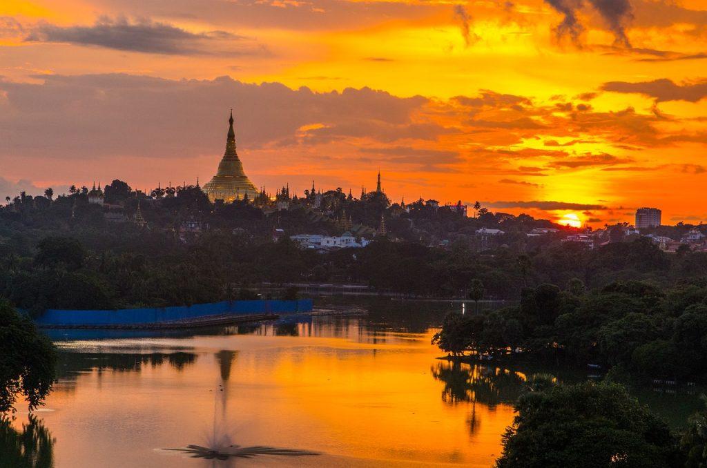 Récit de voyage Birmanie