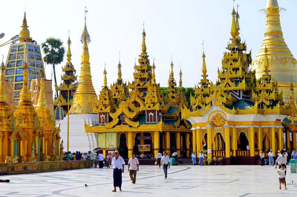 coup de cœurpour la Birmanie