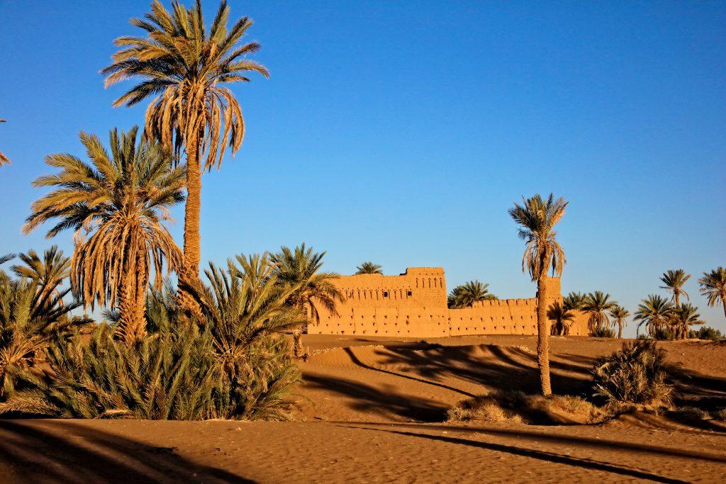 grandeur et authenticité sud-est marocain
